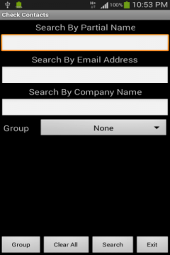 Check Contacts Ad