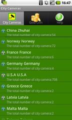City Cameras