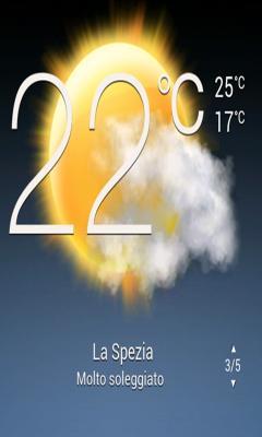 City Weather Gadget