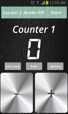 Clicker Tally Counter