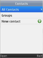 Upvise Contacts