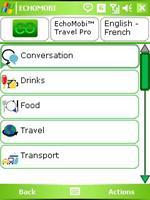 English to Dutch EchoMobi® Mobile Talking Translator: LITE Version