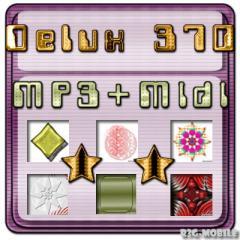 120 MP3  + Midi Ringtones Wallpapers