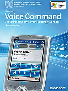 Microsoft Voice Command 1.6 (UK)