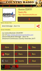 Country Radio Stations