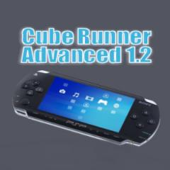 PSP Homebrew: Cube Runner Advanced
