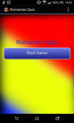 Cultura Generala Romanian Quiz