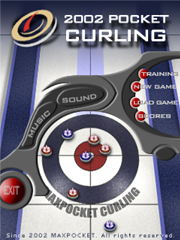 2002 Pocket Curling (iPaq)