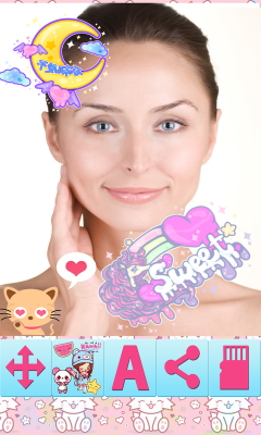 Cute Stickers Kawaii