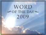 Word of the Day 2009