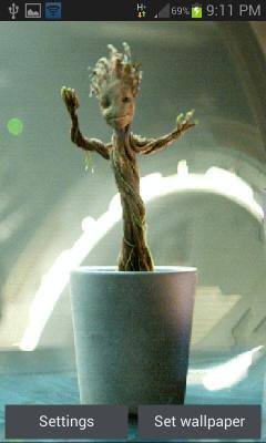 Dancing Tree Pot LWP