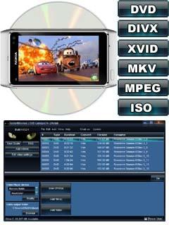 DVD Catalyst 4 - DVD and Video to Phone