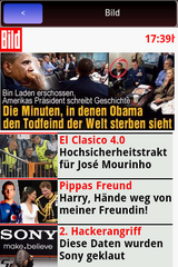 Deutsch News in App