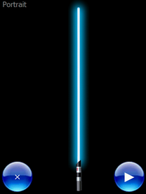 Diamond Light Saber