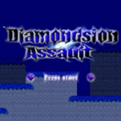 PSP Homebrew: Diamondsion Assault