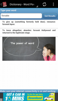 Dictionary - Word Power