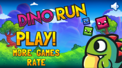 Dino Run: Adventure Begins