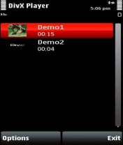 DivX Mobile Player