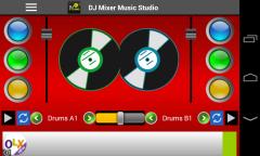 DJ Mixer Music Studio