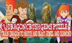 Dragon Crush Gems Puzzle Mania Blast Jewel Diamond