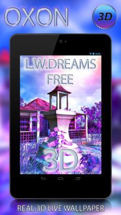 Dreams Free 3D LWP