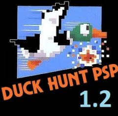 PSP Homebrew: Duck Hunt PSP version 1.2