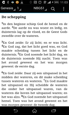 Dutch Bible - De Heilige Bijbel