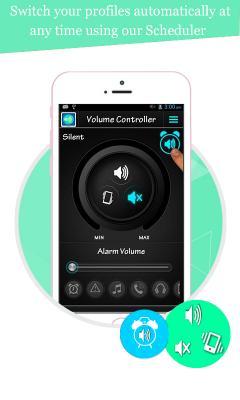 Easy Volume Controller