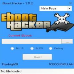 Eboot Hacker