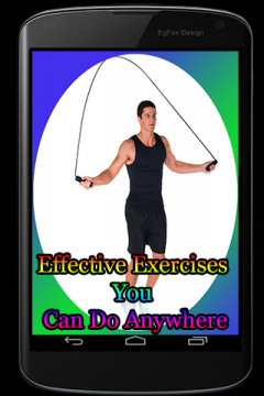 Effective Exercises You Can Do Anywhere