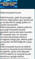 Elektromanyetigin Gelisim Tarihi