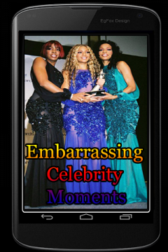 Embarrassing Celebrity Moments