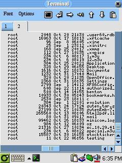 embeddedkonsole