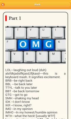 Emoticon Guide