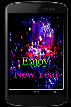 Enjoy New Year