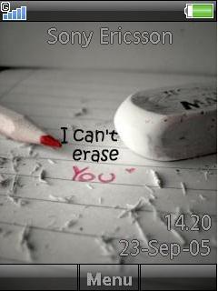 Erase You