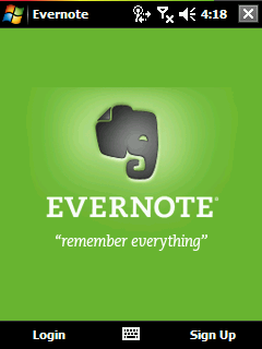 EverNote (Pocket PC)