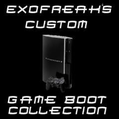 Exofreak's Custom Gameboots Pack for PS3