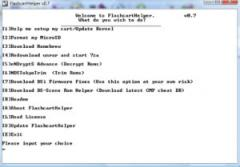 FlashCart Helper