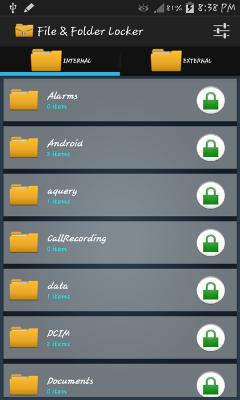File And Folder Lock