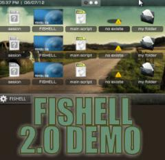 PSP Homebrew: Fishell 2.0 Demo
