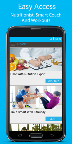 FitCircle - Chat with Experts