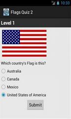 Flags Quiz