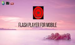 Flash player For Mobile
