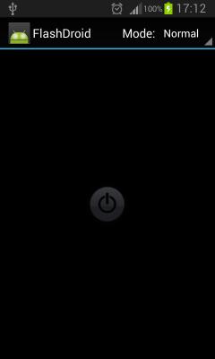 FlashDroid Flashlight
