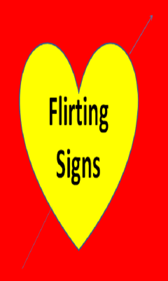 Flirting Signs