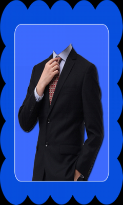 Formal Man Suit Wear