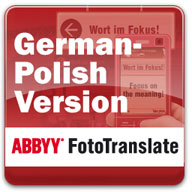 ABBYY FotoTranslate German - Polish