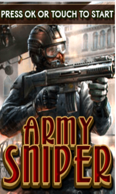 free-Army Sniper