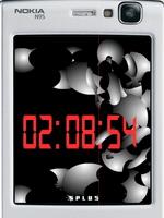 Free DigiClock Screen Saver 3rd